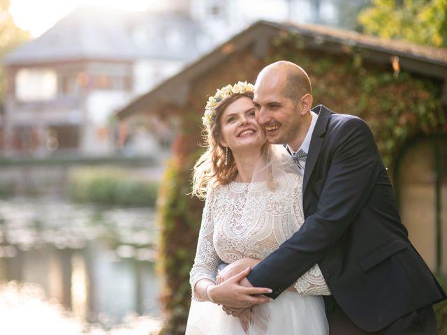 Le mariage de Raphaël et Alina à Châteaubourg, Ille et Vilaine 18