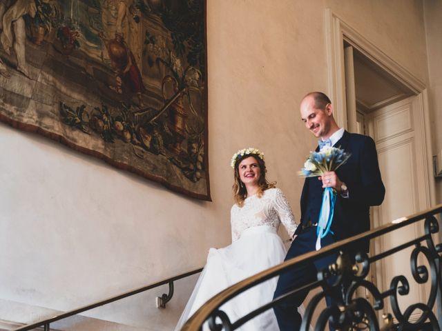 Le mariage de Raphaël et Alina à Châteaubourg, Ille et Vilaine 9