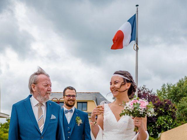 Le mariage de Samuel et Florence à Saint-Lyphard, Loire Atlantique 4