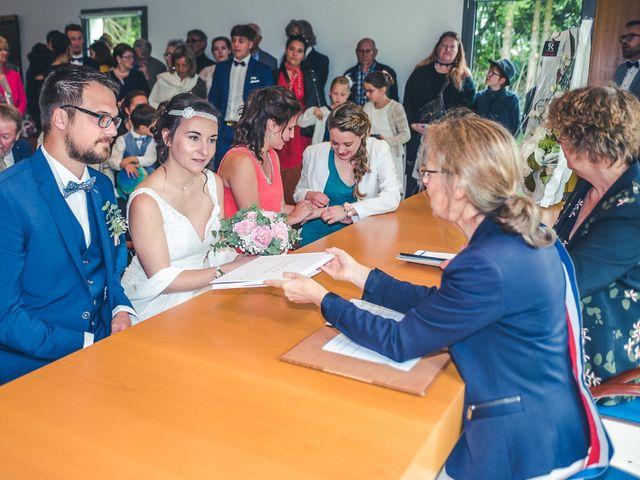 Le mariage de Samuel et Florence à Saint-Lyphard, Loire Atlantique 6