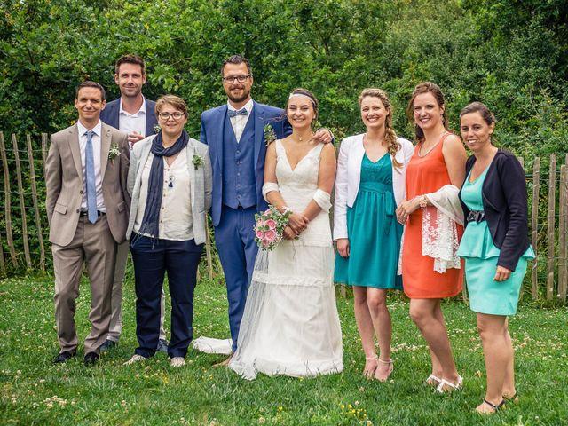 Le mariage de Samuel et Florence à Saint-Lyphard, Loire Atlantique 10