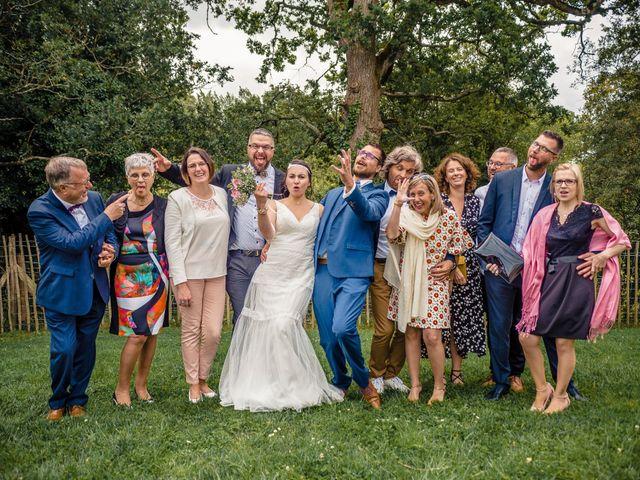 Le mariage de Samuel et Florence à Saint-Lyphard, Loire Atlantique 11