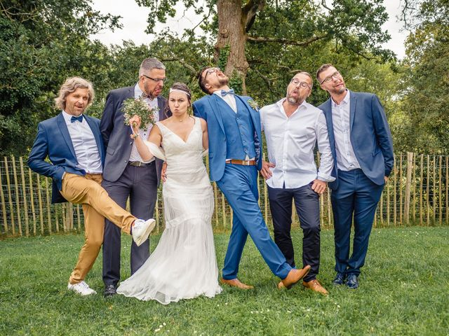 Le mariage de Samuel et Florence à Saint-Lyphard, Loire Atlantique 12