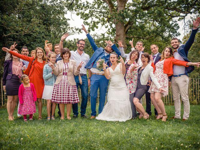 Le mariage de Samuel et Florence à Saint-Lyphard, Loire Atlantique 13