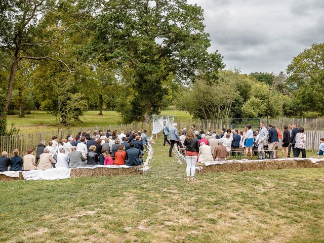 Le mariage de Samuel et Florence à Saint-Lyphard, Loire Atlantique 21
