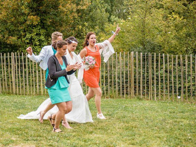 Le mariage de Samuel et Florence à Saint-Lyphard, Loire Atlantique 23