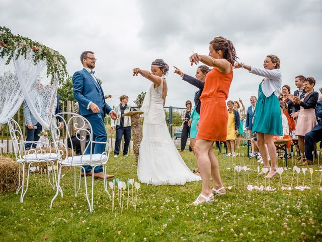 Le mariage de Samuel et Florence à Saint-Lyphard, Loire Atlantique 24