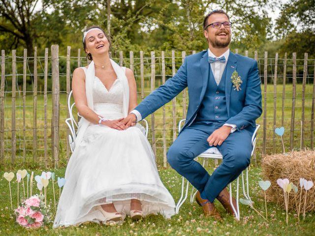 Le mariage de Samuel et Florence à Saint-Lyphard, Loire Atlantique 26