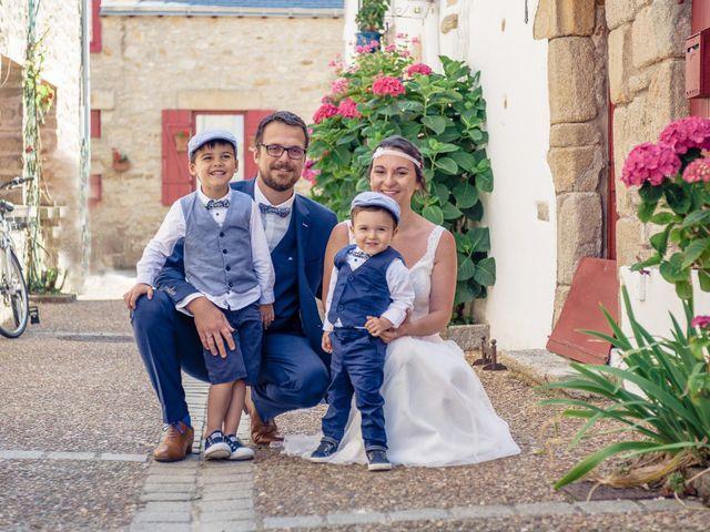 Le mariage de Samuel et Florence à Saint-Lyphard, Loire Atlantique 42