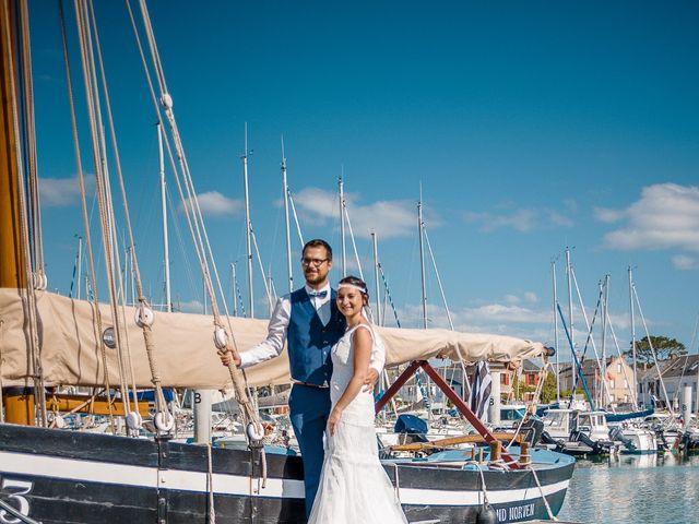 Le mariage de Samuel et Florence à Saint-Lyphard, Loire Atlantique 55