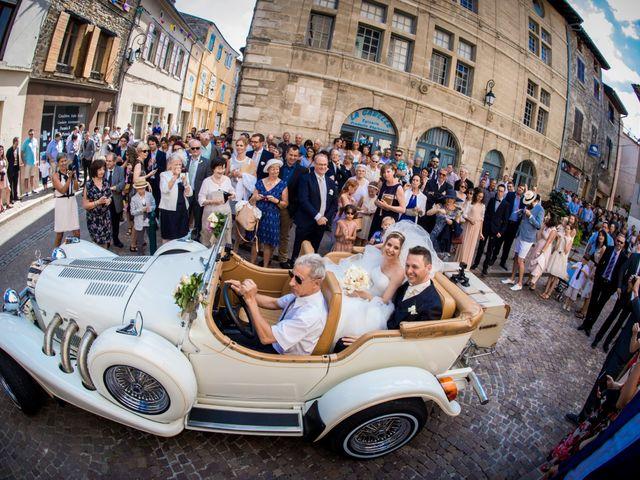 Le mariage de Emmanuel et Lydia à Saint-Marcel-lès-Annonay, Ardèche 10