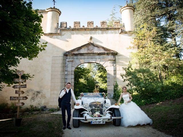 Le mariage de Emmanuel et Lydia à Saint-Marcel-lès-Annonay, Ardèche 11