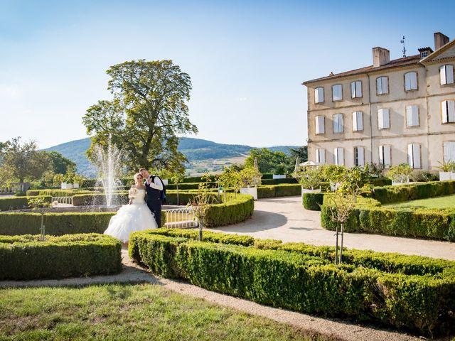 Le mariage de Emmanuel et Lydia à Saint-Marcel-lès-Annonay, Ardèche 12