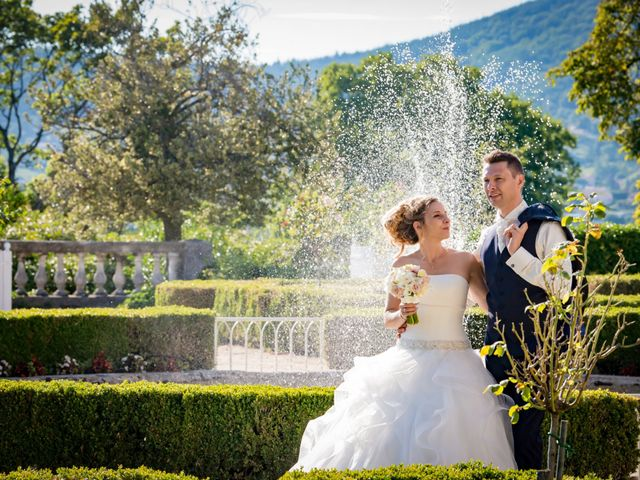 Le mariage de Lydia et Emmanuel