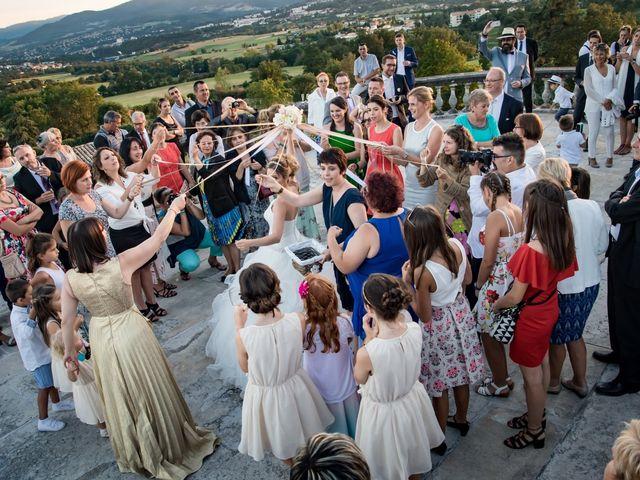 Le mariage de Emmanuel et Lydia à Saint-Marcel-lès-Annonay, Ardèche 16