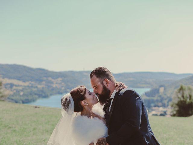 Le mariage de Anne-Laure et Mathieu à Paladru, Isère 14