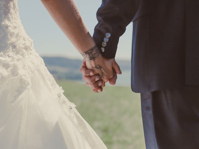 Le mariage de Anne-Laure et Mathieu à Paladru, Isère 15