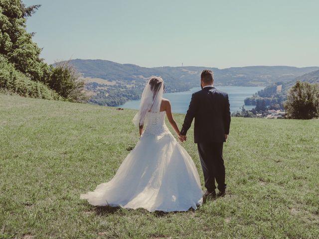 Le mariage de Anne-Laure et Mathieu à Paladru, Isère 16