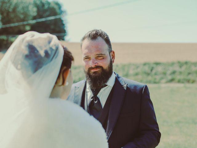 Le mariage de Mathieu et Anne-Laure