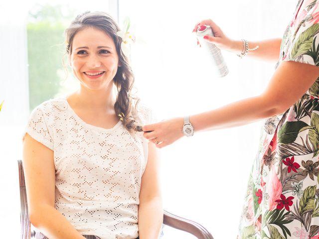 Le mariage de Ananthon et Marie-Louise à Carlepont, Oise 2