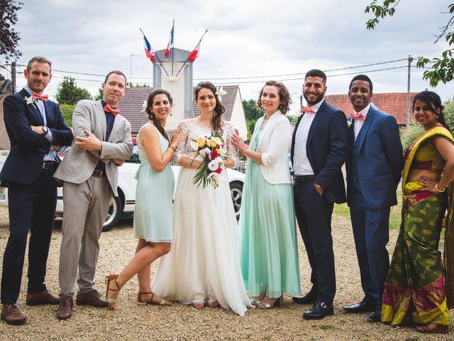 Le mariage de Ananthon et Marie-Louise à Carlepont, Oise 12