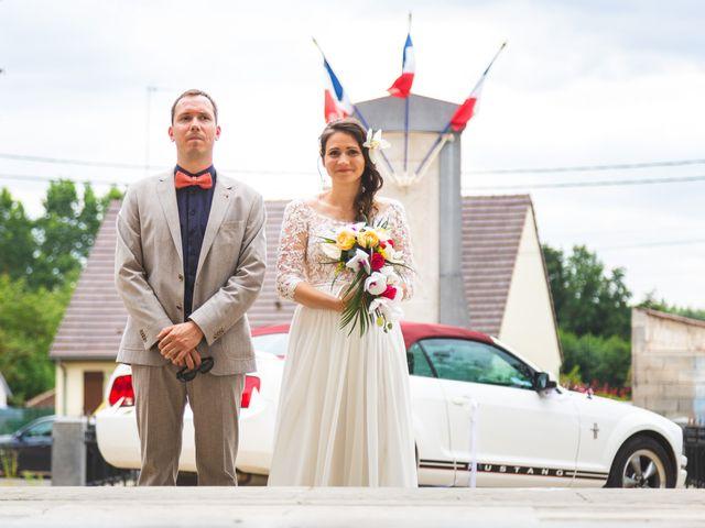 Le mariage de Ananthon et Marie-Louise à Carlepont, Oise 13