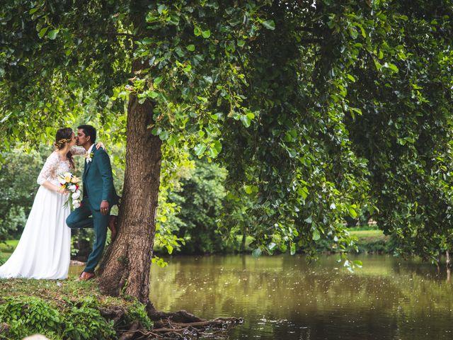 Le mariage de Ananthon et Marie-Louise à Carlepont, Oise 19