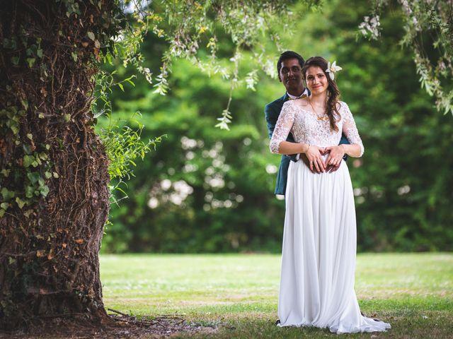 Le mariage de Ananthon et Marie-Louise à Carlepont, Oise 20