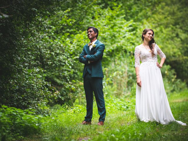 Le mariage de Ananthon et Marie-Louise à Carlepont, Oise 21