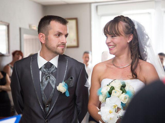 Le mariage de Cyril et Laetitia à Lagrange, Territoire de Belfort 22