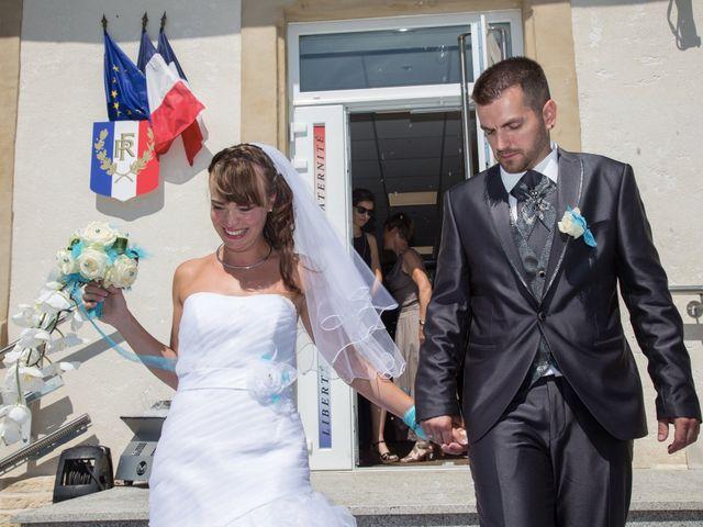 Le mariage de Cyril et Laetitia à Lagrange, Territoire de Belfort 24