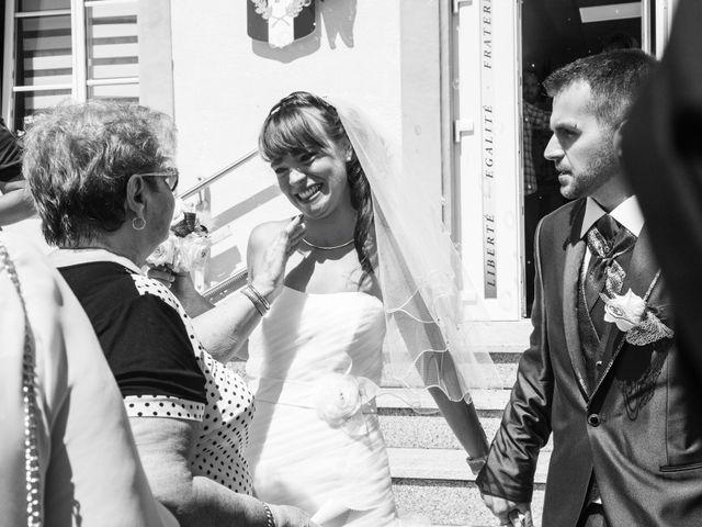 Le mariage de Cyril et Laetitia à Lagrange, Territoire de Belfort 25