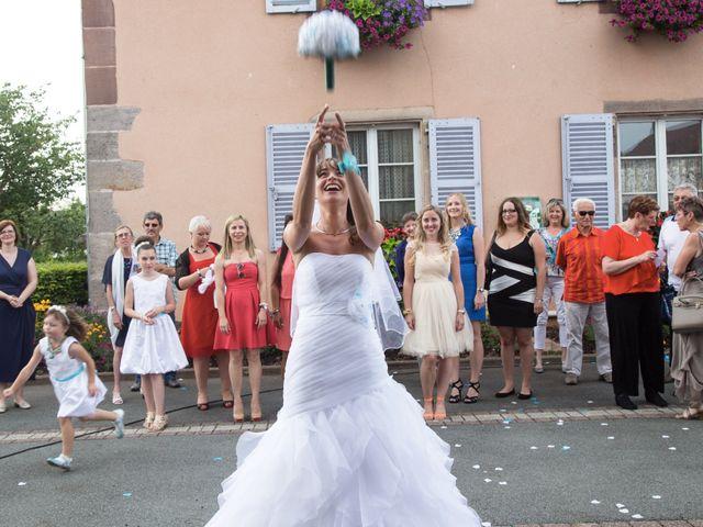 Le mariage de Cyril et Laetitia à Lagrange, Territoire de Belfort 34