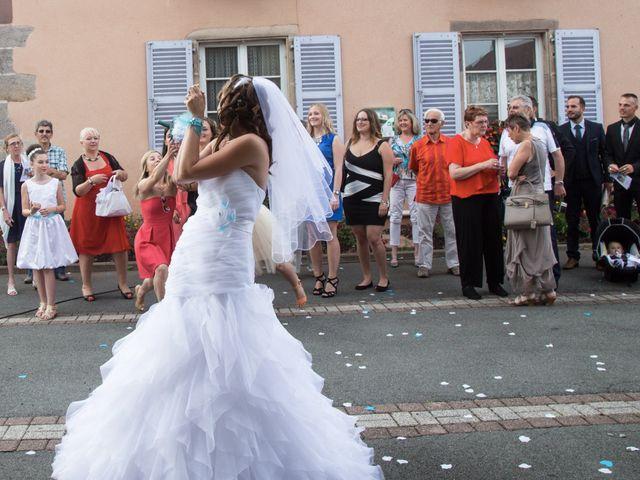 Le mariage de Cyril et Laetitia à Lagrange, Territoire de Belfort 35