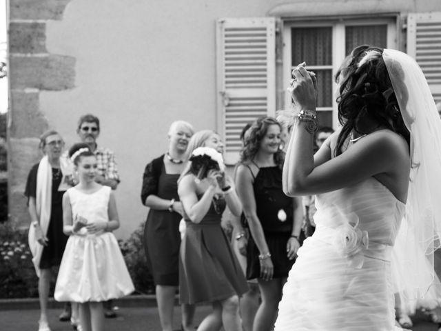 Le mariage de Cyril et Laetitia à Lagrange, Territoire de Belfort 36
