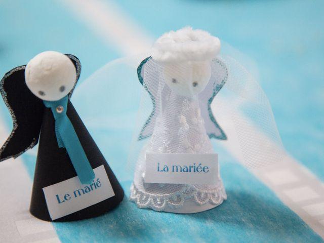 Le mariage de Cyril et Laetitia à Lagrange, Territoire de Belfort 43