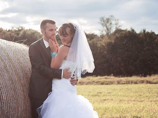 Le mariage de Laetitia et Cyril