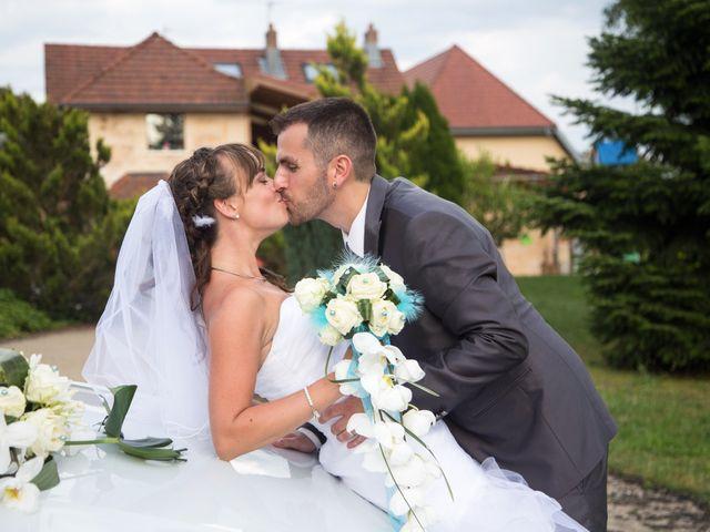 Le mariage de Cyril et Laetitia à Lagrange, Territoire de Belfort 47