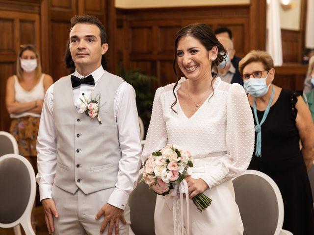 Le mariage de Luca et Lauren à Villecroze, Var 3