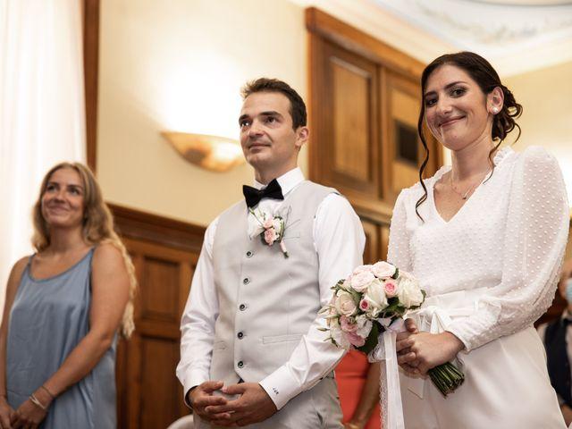 Le mariage de Luca et Lauren à Villecroze, Var 4