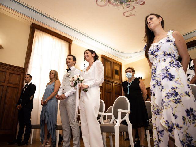 Le mariage de Luca et Lauren à Villecroze, Var 5