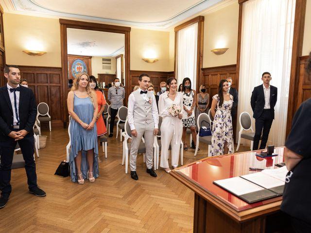 Le mariage de Luca et Lauren à Villecroze, Var 6