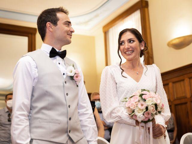 Le mariage de Luca et Lauren à Villecroze, Var 7