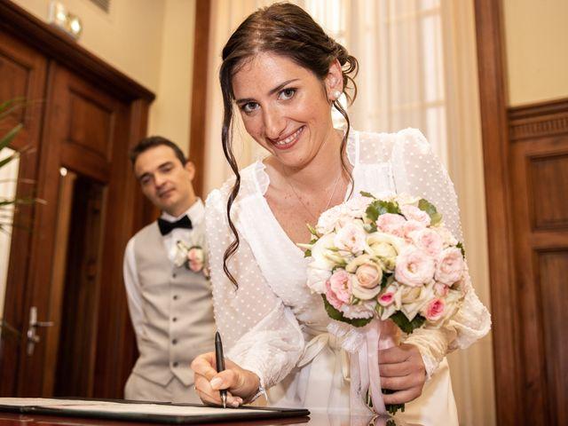 Le mariage de Luca et Lauren à Villecroze, Var 9