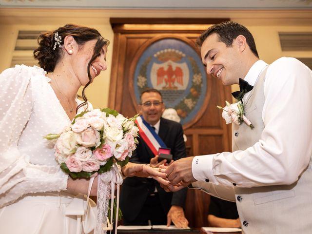 Le mariage de Luca et Lauren à Villecroze, Var 11