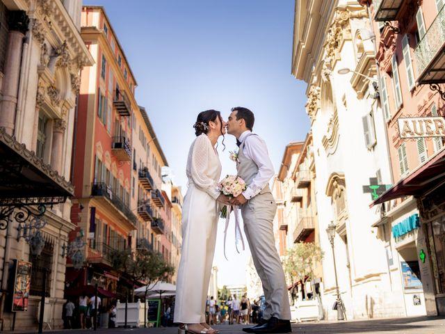 Le mariage de Luca et Lauren à Villecroze, Var 13
