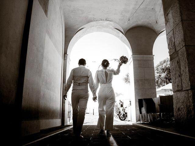 Le mariage de Luca et Lauren à Villecroze, Var 14