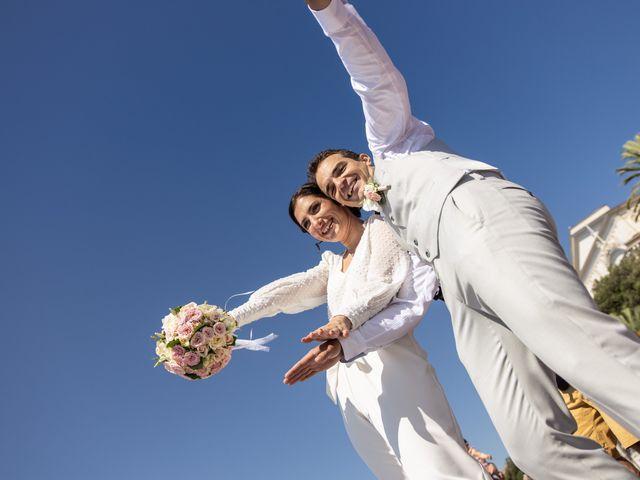 Le mariage de Luca et Lauren à Villecroze, Var 15