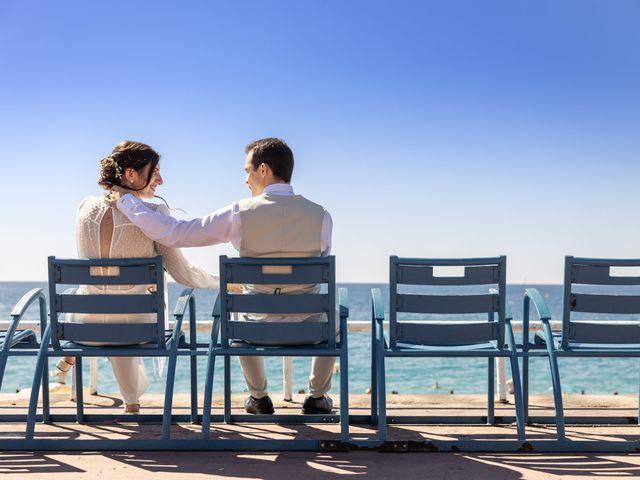 Le mariage de Luca et Lauren à Villecroze, Var 16
