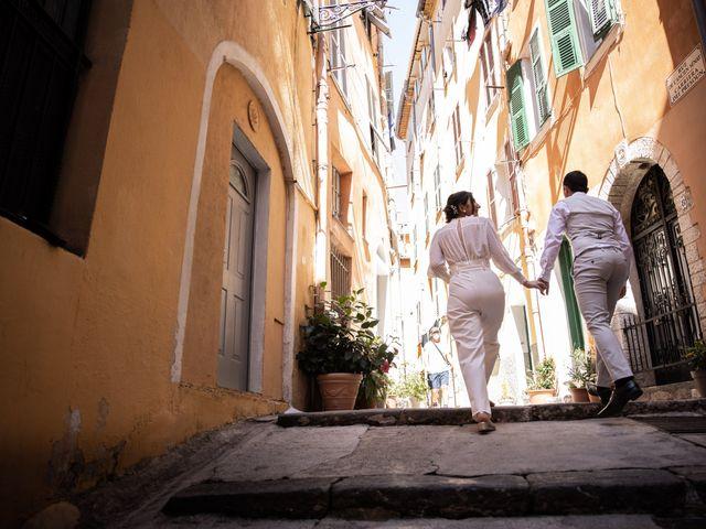 Le mariage de Luca et Lauren à Villecroze, Var 18